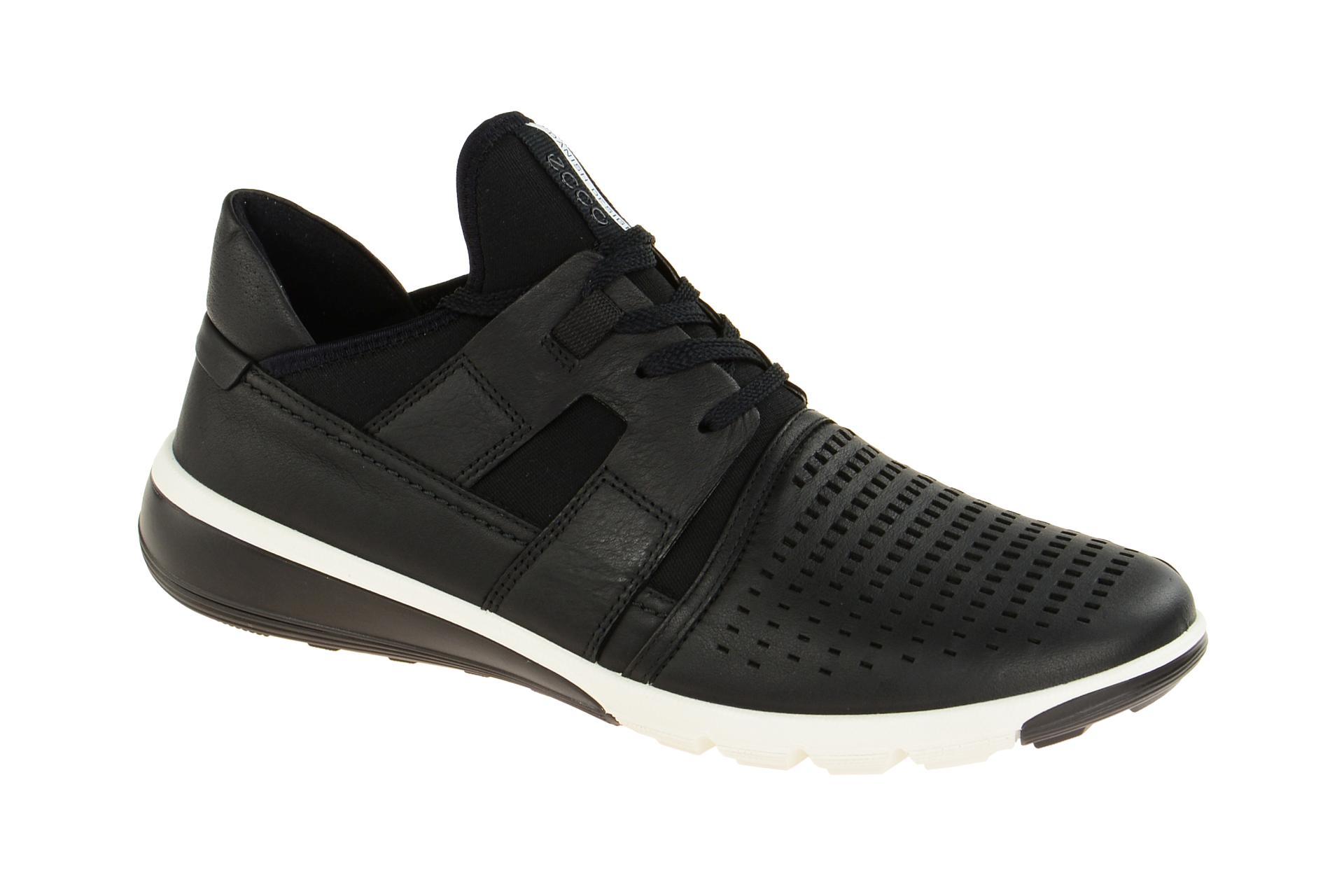Ecco Intrinsic 2 Schuhe schwarz Damen
