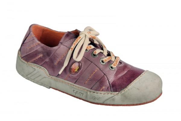 Eject Puzzle Damenschuhe in violett lila E-12359