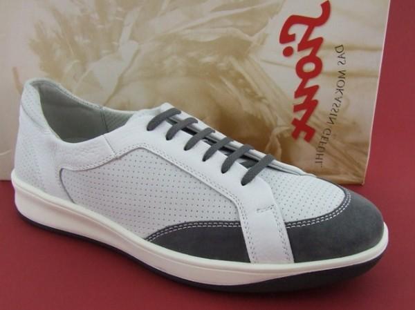 Sioux Olympia Paddy Schuhe in weiß grau