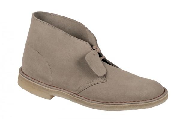 Clarks Desert Boot sand beige