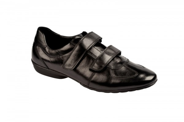 Geox James Schuhe schwarz