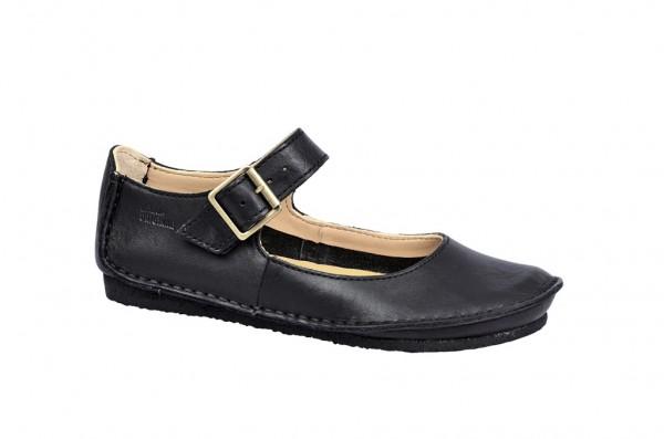 Clarks Faraway Fell Schuhe in schwarz Slipper 20333909