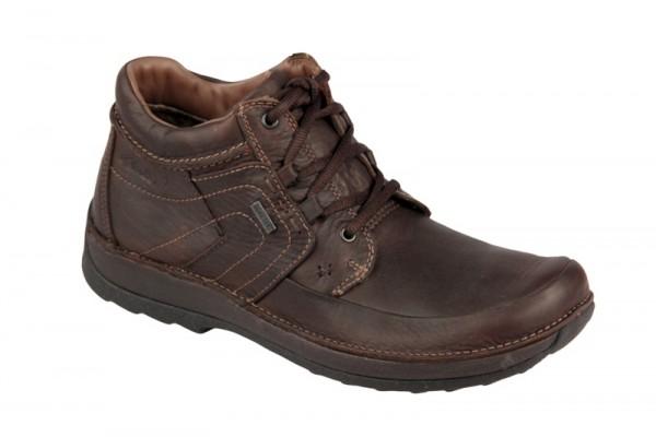 Clarks Storm Path GTX Schuhe dunkelbraun