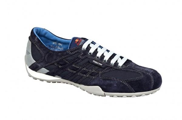 Geox Snake Red Bull Schuhe dunkelblau U11B9A