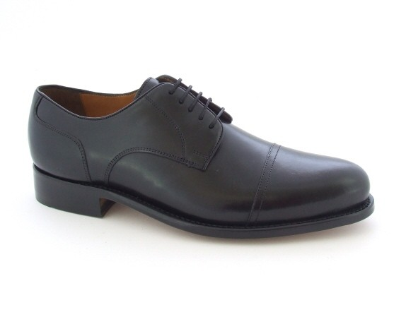 Gordon & Bros. 3297 Schuhe schwarz rahmengenäht
