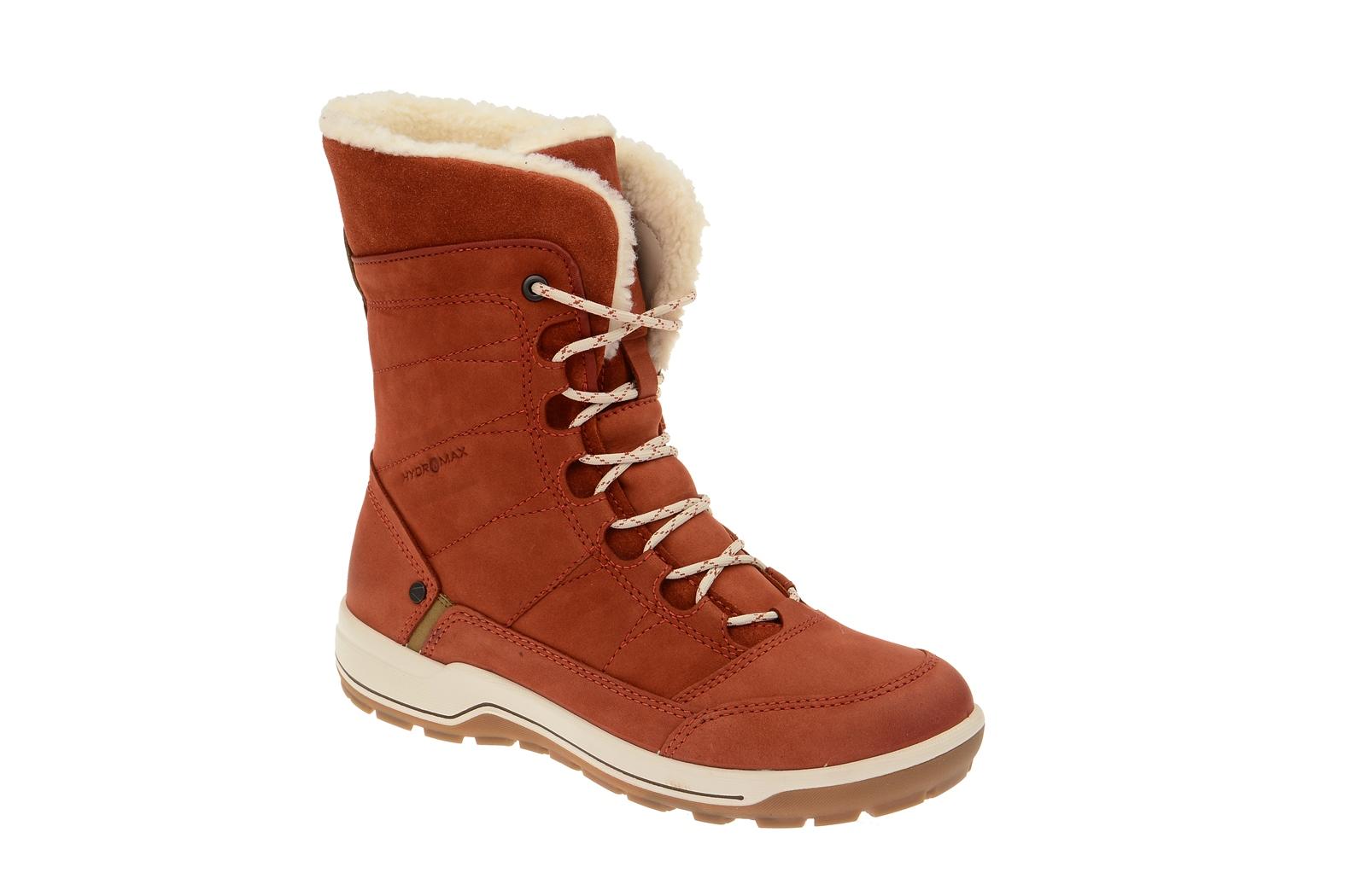 Ecco Trace Stiefel orange 83213358831