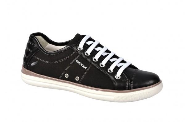 Geox Ayumi Schuhe in schwarz Halbschuhe D3204B