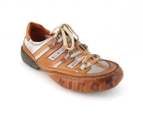 Eject Eden E-10144 Schuhe orange, weiß