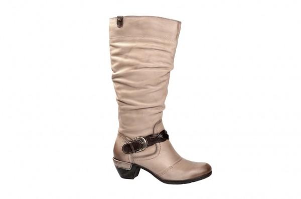 Pikolinos Schaft Stiefel beige 902-9941