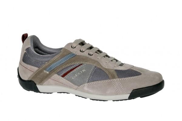 Geox Summer Cart Schuhe beige grau U32P9A 02214 C0858