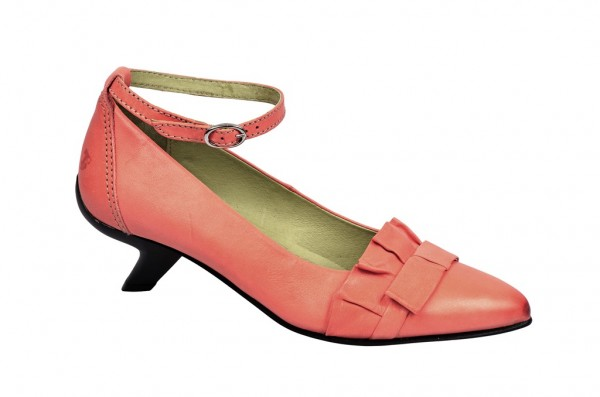 Tiggers Lilly Pumps in orange
