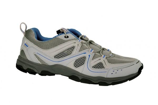 Ecco Ultra Trail Sneaker in hellgrau blau 85204455874