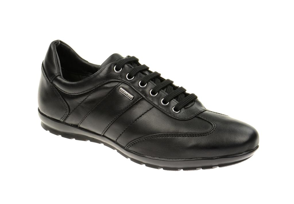 Geox Schuhe SYMBOL ABX schwarz Herrenschuhe U44P2B 00043 C9999 NEU