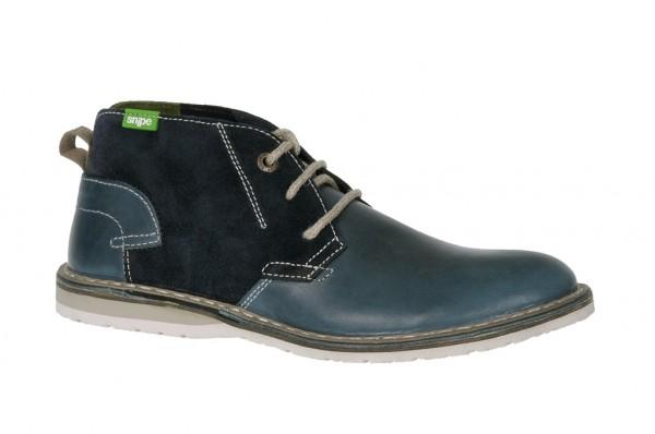 Snipe Duna 15 Schuhe ocean blau Herren Ankle Boot 128.115.03