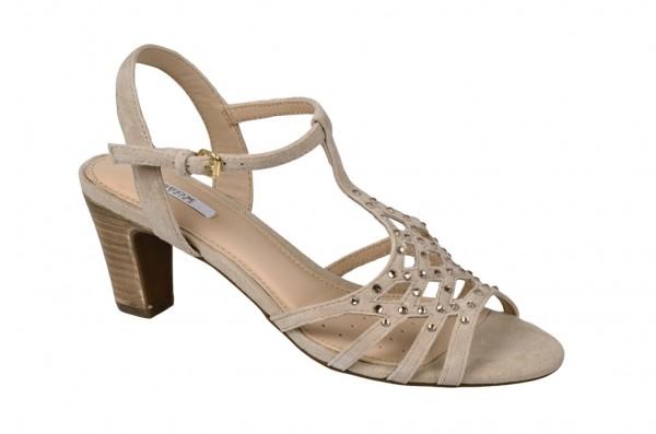 Geox Mariele Mid Sandale beige D32L5B-00021-C5000