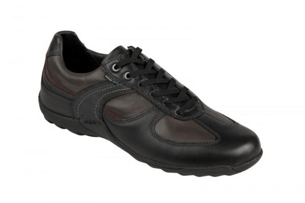 Geox Compass WPF X - Tex Schuhe schwarz