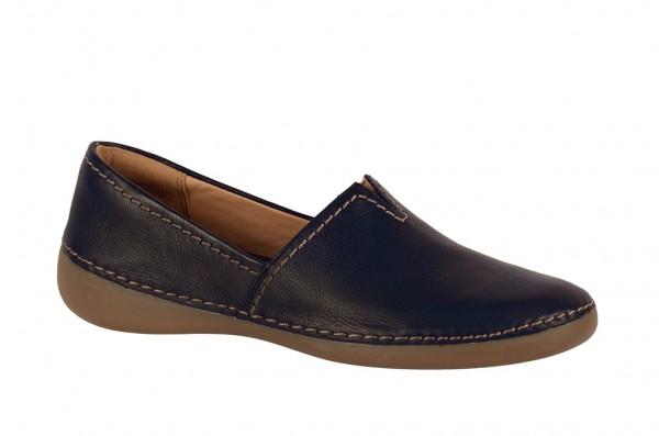 Clarks Fashion Lady Schuhe in schwarz Slipper 20353752