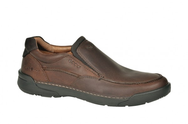 Ecco Dason Slipper in bison braun 52305451598