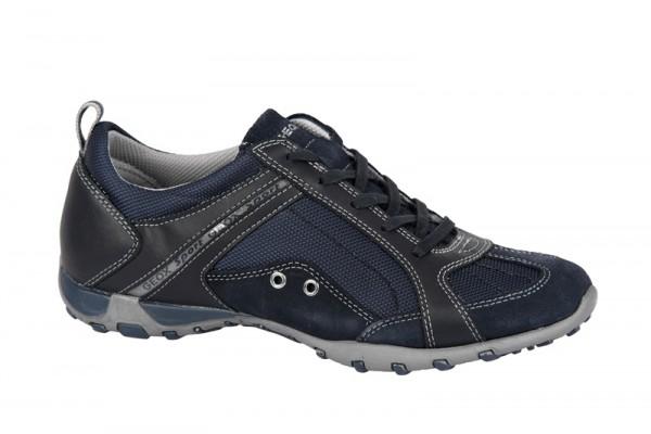 Geox Freccia Schuhe navy blau Damen Sportschuhe