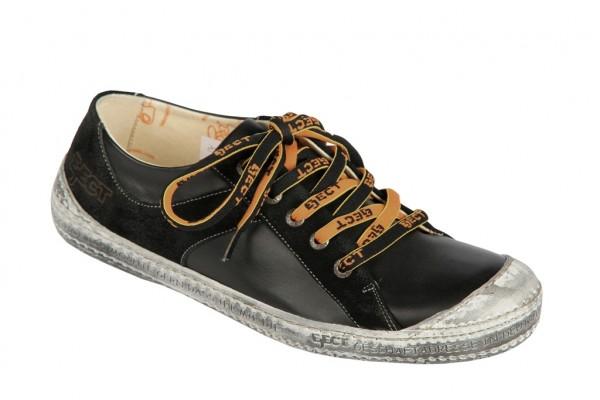 Eject Dass Schuhe in schwarz E-14005/1