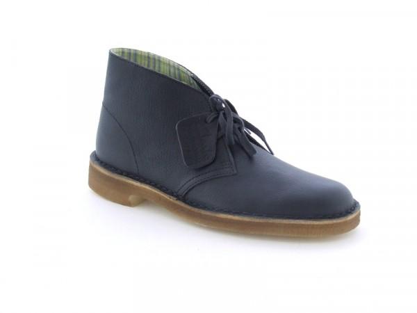 Clarks Desert Boots Schuhe Navy dunkelblau