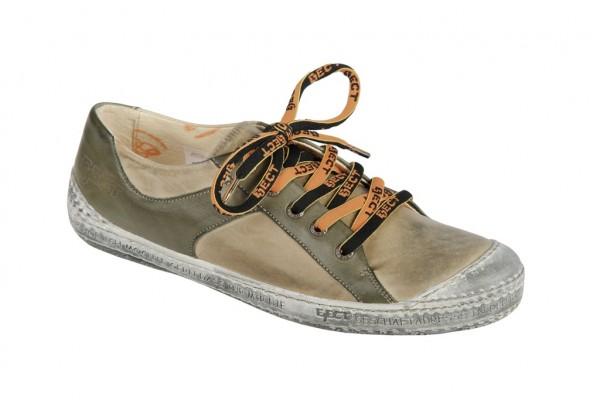 Eject Dass Schuhe in beige grün