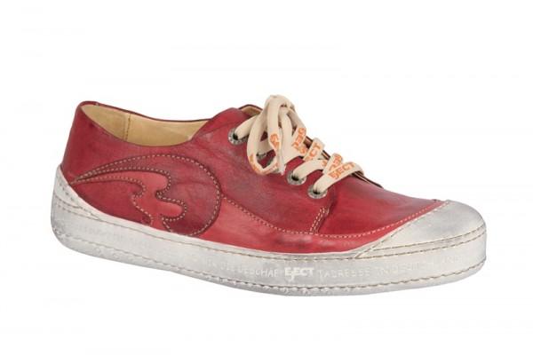 Eject Dass Sneaker in rot - E-14700.7