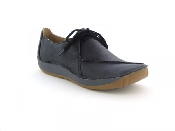 Clarks Horse Rustle Schuhe schwarz 20311415