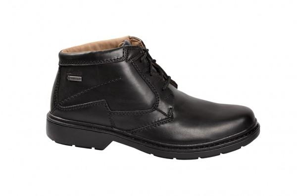 Clarks Rockie Hi GTX Stiefelette in schwarz Gore-Tex 20355876