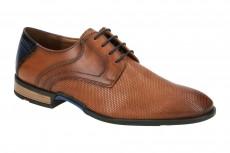 Lloyd Rax Schuhe braun cognac 10-060-33