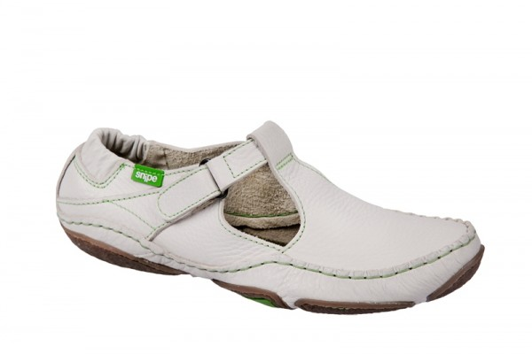 Snipe Moncada 12 Schuhe in weiß Mokassin