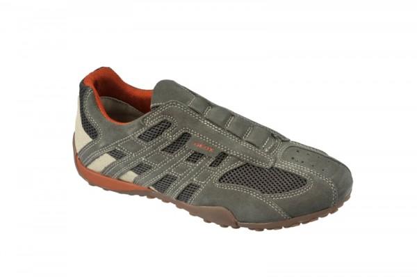 Geox U6107S 02214 C9002 Snake grey-beige