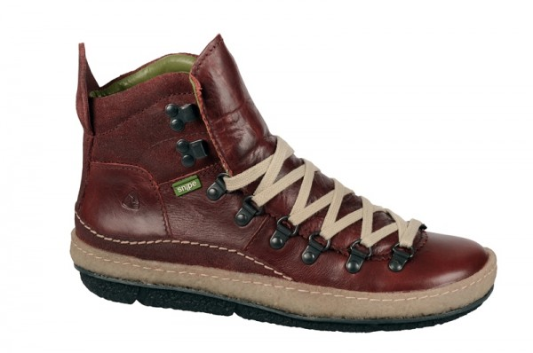 Snipe Paterna 14 Schuhe in wine rot Damen Boots