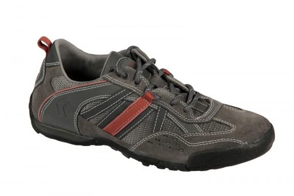 Geox Traccia B Schuhe dunkelgrau