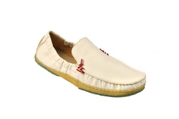 Clarks Desert Soul Schuhe weiß Slipper 20324664