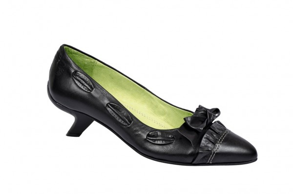 Tiggers Lilly Pumps in schwarz TU131-Lilly 1C