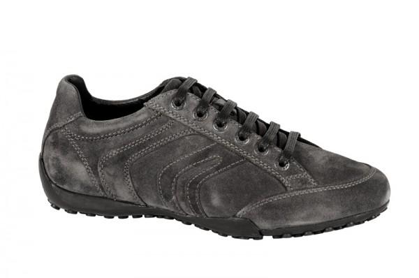 Geox Snake Z Schuhe in grau Sneakers U2407Z